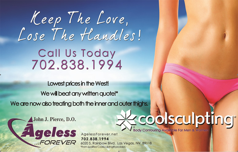 Agless Forever offers the best CoolSculpting on the West Coast