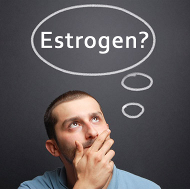 Estrogen elevations in response to Testosterone Therapy – to treat