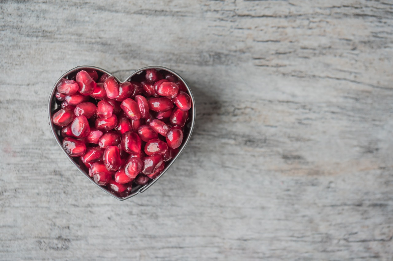 surprisingly heart-healthy foods